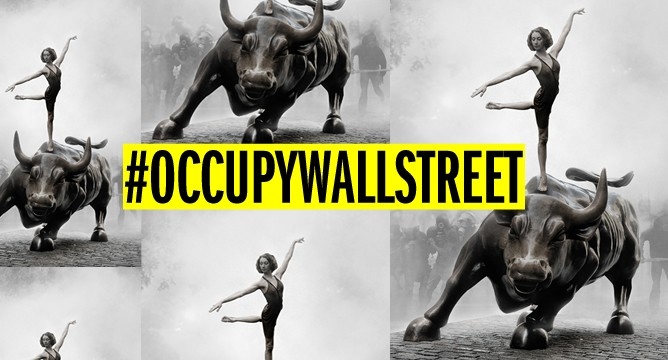 This May Be A Revolution!!  Occupy Wall Street (2/6)