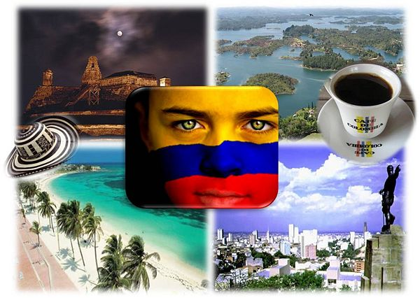 Viva Colombia (1/6)