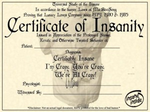 certificate-of-insanity