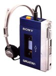 1st Sony Walkman