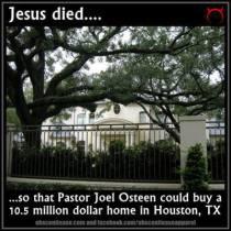 Joel Osteen House