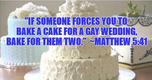 How do atheists explain cake?